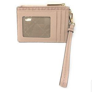 Michael Kors Bags - Michael Kors Coin Purse Wristlet Pink